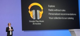 Google I/O: presentato Google Play Music All Access spodesterà Spotify?